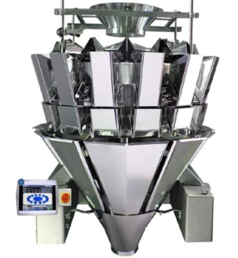 Multi-Head Weighing Machine